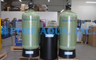 Descalcificador Duplo de Água Comercial 120,960 GPD - Equador