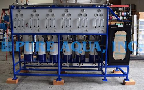 Sistema de Eletrodeionização 45 GPM - EUA