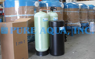 Sistema de Descalcificação de Água Comercial para Lavagem de Carros (Redução da Dureza)- 35,000 GPD - EUA