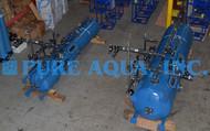Sistema de Deionização de Leito Misto 1 x 18 GPM e 1 x 50 GPM - Kuwait