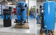 Amaciador de Água Industrial 237,600 GPD - EUA