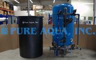 Descalcificador de Água em Aço 100,000 GPD - EUA