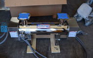 Esterilizador Ultravioleta Industrial de 500 GPM - EUA