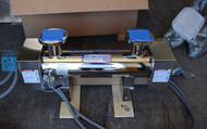 Esterilizador Ultravioleta Industrial de Água 415 GPM - Trinidad