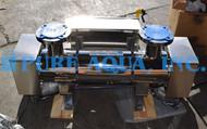 Sistema Industrial de Esterilizador Ultravioleta de 90 GPM - Equador