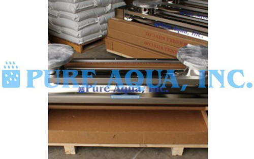 Sistema Ultravioleta Industrial 4X 800 GPM - Aruba