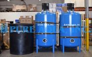 Descalcificador de Água de Dupla Alternação 126 GPM - Coreia do Sul