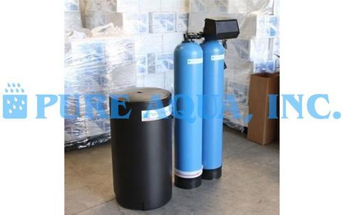 Descalcificador Duplo Alternado de Água 1,500 GPD - Catar
