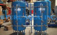 Sistema Duplo de Descalcificação 50 GPM - Kuwait