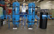 Sistema Duplo de Descalcificação 50 GPM - Líbano