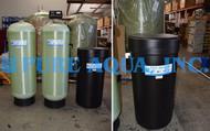 Descalcificador Duplo de Água 50 GPM - EUA