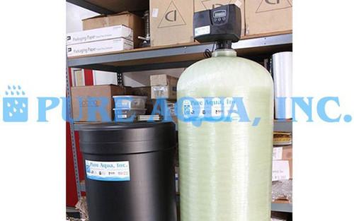 Descalcificador de Água 28,800 GPD - Barém