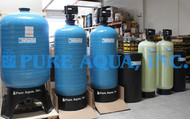 Sistema de Filtragem de Água de 138,240 GPD - Iraque