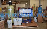 Sistema Portátil de Osmose Reversa de Água do Mar 7,600 GPD - Peru