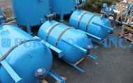 Filtro Industrial de Mídia Birm para Redução de Ferro 2 x 196 GPM - Líbano