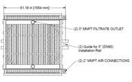 Membrana MAX HSMM1200-ES da HYDRAsub
