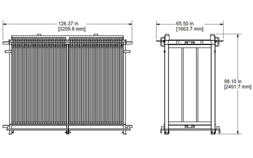 Membrana MAX HSMM2400-ES da HYDRAsub