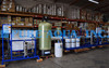 Pacote de Osmose Reversa em Água Salobra 40.000 GPD