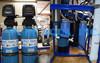 Sistema de Osmose Reversa para Aplicação em Laboratório - 600 GPD - Nigéria