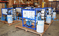 Sistema Dessalinizador Comercial 8 X 4,700 GPD - México