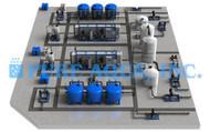 Sistema Comercial e Industrial de Osmose Reversa pela NSF