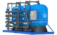 Filtros de Água Industrial de Carvão Activado