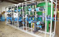 Sistema Triplex de Remoção de Ferro 800 GPM - Kansas, EUA