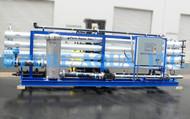 Sistema Industrial de Osmose Reversa da Água Salobra 600,000 GPD – Arábia Saudita