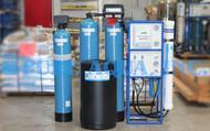 Sistema de Descalcificação Comercial por Osmose Reversa para Lavagem de Automóveis (Redução de Cálcio) - 3,000 GPD - EUA
