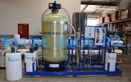 Filtragem por Osmose Reversa de Água Salobra 57,000 GPD - Curaçao
