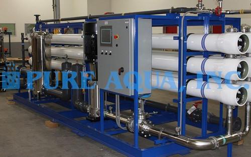 Sistemas de Osmose Reversa de Água Salobra para Processamento de Alimentos 2 X 410,000 GPD - Egito