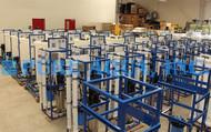 Máquinas de Osmose Reversa de Água Salobra 15 x 1,000 & 3 x 9,000 & 3 x 30,000 GPD - Iraque