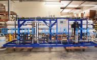 Planta de Osmose Reversa de Água Salobra para Bebidas 260,000 GPD - Nicarágua
