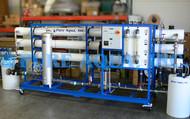 Unidade de Osmose Reversa de Água Salobra 108,000 GPD - EUA