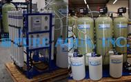 Filtragem Comercial por Osmose Reversa 15,000 GPD - Argélia