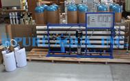 Sistema Comercial de Osmose Reversa 22,000 GPD - EUA