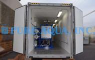 Sistema de Osmose Reversa de Água Salobra em Contentor 72,000 GPD para Hotel - Venezuela