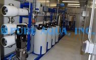 Planta de Osmose Reversa de Água Salobra Quente em Contentor 95,000 GPD - Níger
