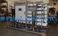Sistema Duplex de Osmose Reversa 2X 66 GPM - Guiné
