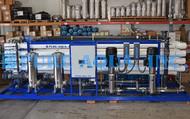 Equipamento de OR Industrial de Água Salobra para Uso Geral 600,000 GPD - Kuwait