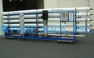 Sistema Industrial de Osmose Reversa de Água Salobra 225,000 GPD - Paquistão
