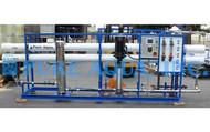 Unidade Industrial de Osmose Reversa de Água Salobra 100,000 GPD - Argélia