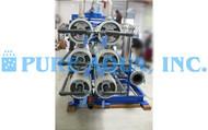 Plantas de Osmose Reversa Industrial de Água Salobra 634,080 GPD - Egito