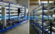 Sistema Industrial de Osmose Reversa para Água Potável - EUA