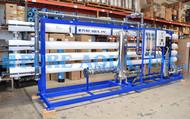 Sistema Industrial de Osmose Reversa para Tratamento de Água de Poço para Agricultura - Catar