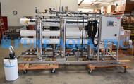 Osmose Reversa Industrial para Irrigação (Redução de Sulfato) 72,000 GPD - EUA