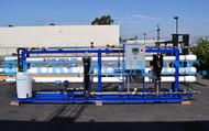 Sistema de Osmose Reversa de Água do Poço 75 GPM - Filipinas