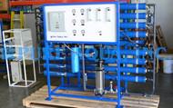 Sistema de Osmose Reversa de Água Salobra 24,000 GPD - EUA