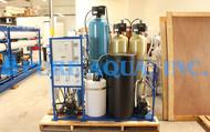 Sistema de Osmose Reversa de Água Salobra 7,500 GPD - EUA