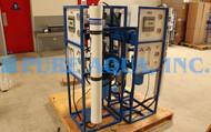 Dispositivo de Osmose Reversa Comercial de Água Salobra 5 x 1,500 GPD - EAU